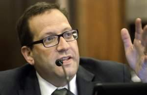 Democratic State Senator Ira Silverstein of Chicago.