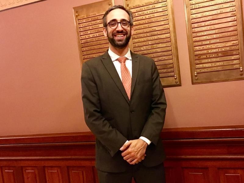 State Rep. Will Guzzardi (D-Chicago).