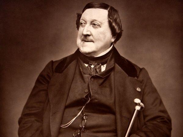 Gioacchino Rossini, 1865