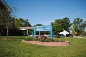 Sangamon Elementary School, Mahomet, IL.