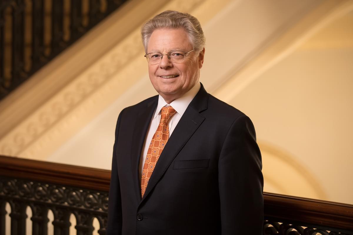University of Illinois Urbana Champaign Provost Andreas Cangellaris