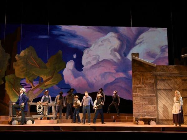 A Wild West adventure brought to life by the Arizona Opera.