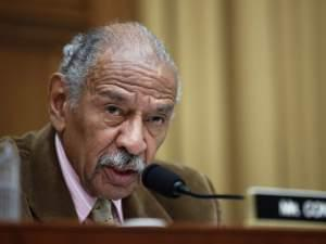 Congressman John Conyers of Michigan.