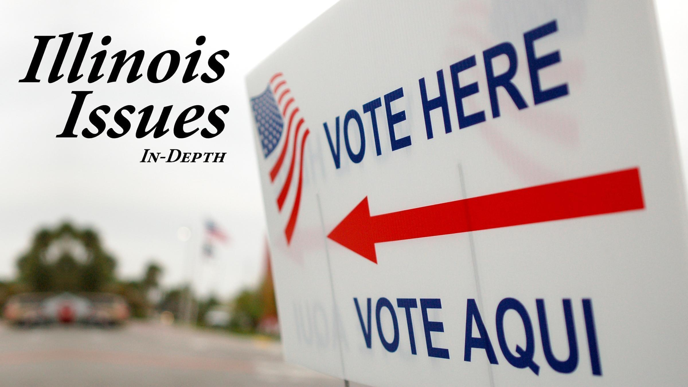 Illinois has some the most restrictive rules when it comes to ballot access for third-party and independent candidates.