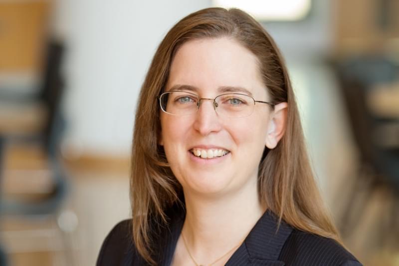 Jennifer Delaney, associate professor of Higher Education
