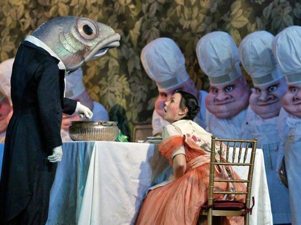 The Met has a deliciously dark take on the beloved Brothers Grimm fairy tale.