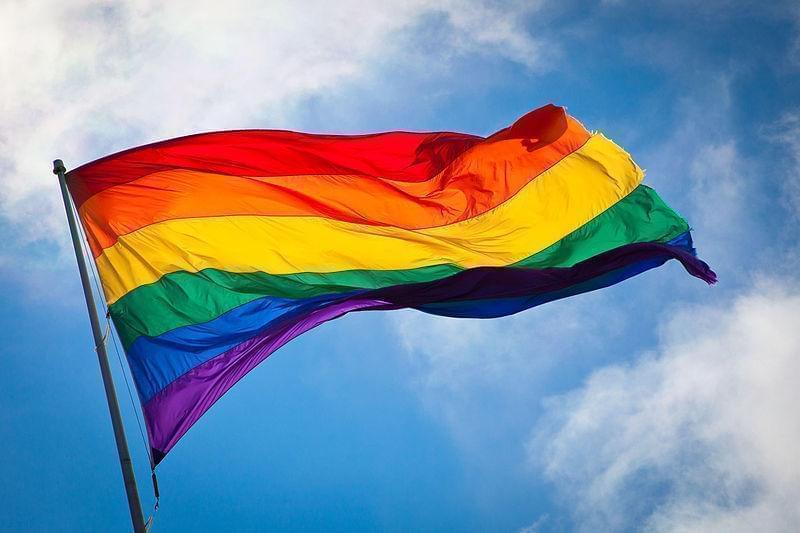 Rainbow Flag.