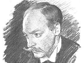 The composer Hugo Alfvén
