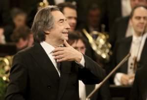 Conductor Riccardo Muti