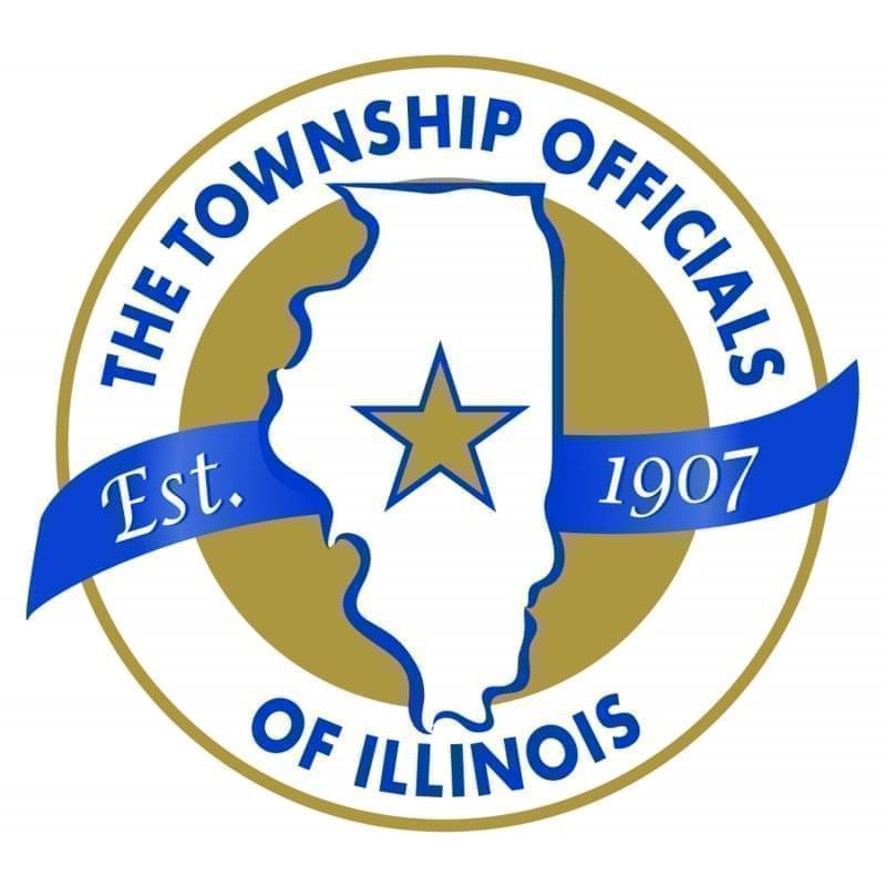 Township Officials of Illinois logo.