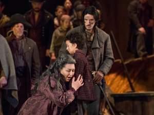 The Metropolitan Opera performs Il Trovatore