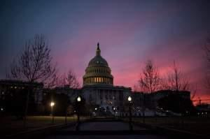 Congress approved a bipartisan budget agreement shortly before sunrise.