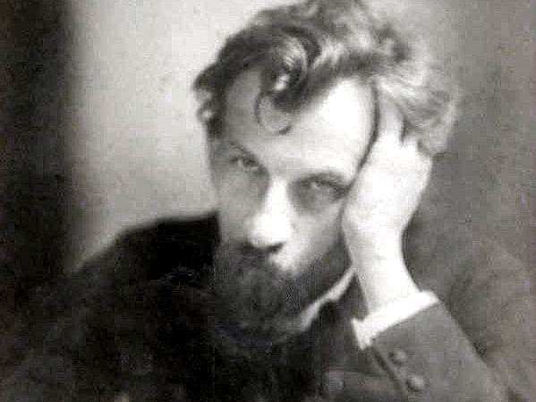Hans Pfitzner, circa 1910