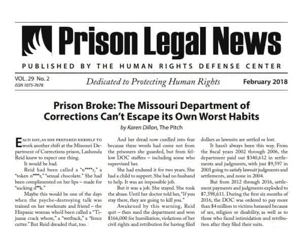 Lawsuit Alleges Illinois Prisons Improperly Censored