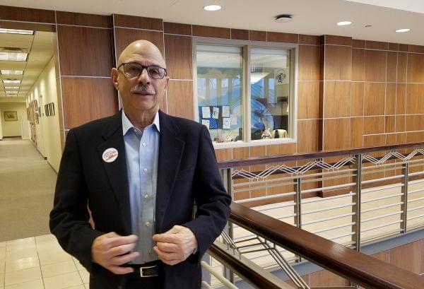 Decatur businessman and 101st Illinois House District candidate Dan Caulkins.