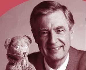 Mr. Rogers with Daniel Tiger