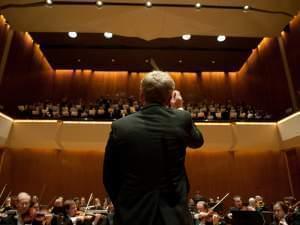 Sinfonia da Camera performing