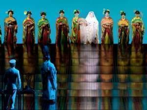 The Met performs Madama Butterfly