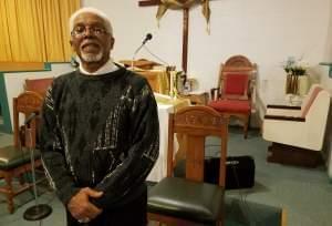 Rev. Frank McCullough