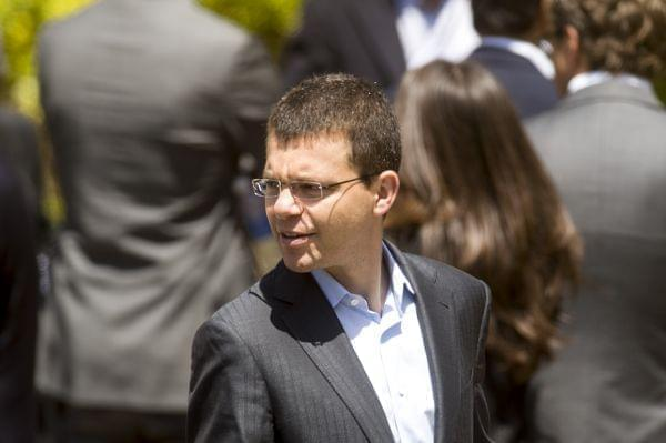 PayPay co-founder and Affirm CEO Max Levchin.