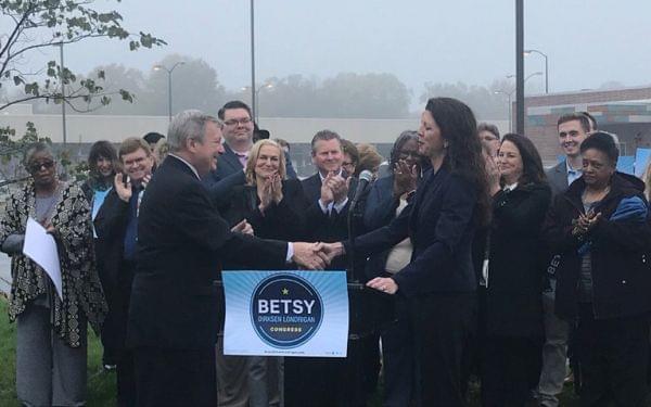 Betsy Dirksen Londrigan for Congress