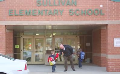 Sullivan Elementary School, Sullivan, Illinois