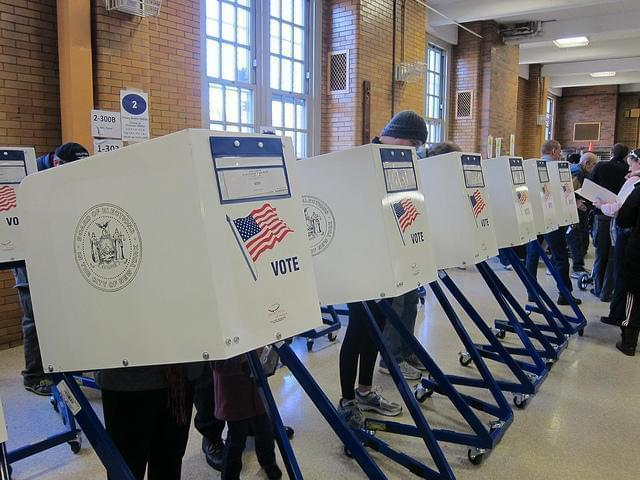 The state may now look to emerging technology -- such as blockchain -- for one possible solution to election data security.