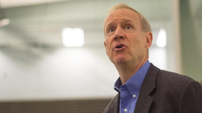 Illinois governor Bruce Rauner survived a tough Republican primary challenge against State Rep. Jeanne Ives.