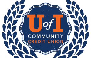Logo for the University of Illinois Community Credit Union