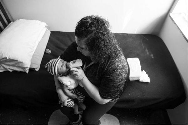 Opioid newborns, LaTanya Halliburton