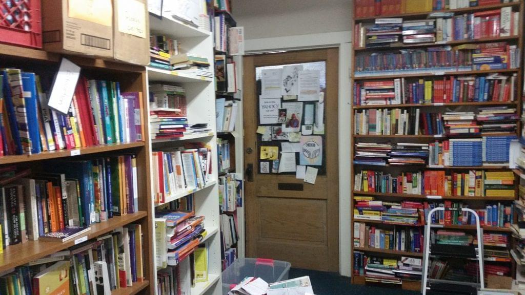 Chicago Books to Women in Prison.