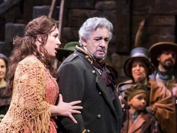 The Metropolitan Opera performs Luisa Miller.