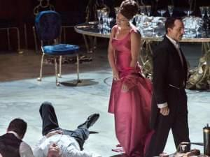 The Metropolitan Opera performs The Exterminating Angel.