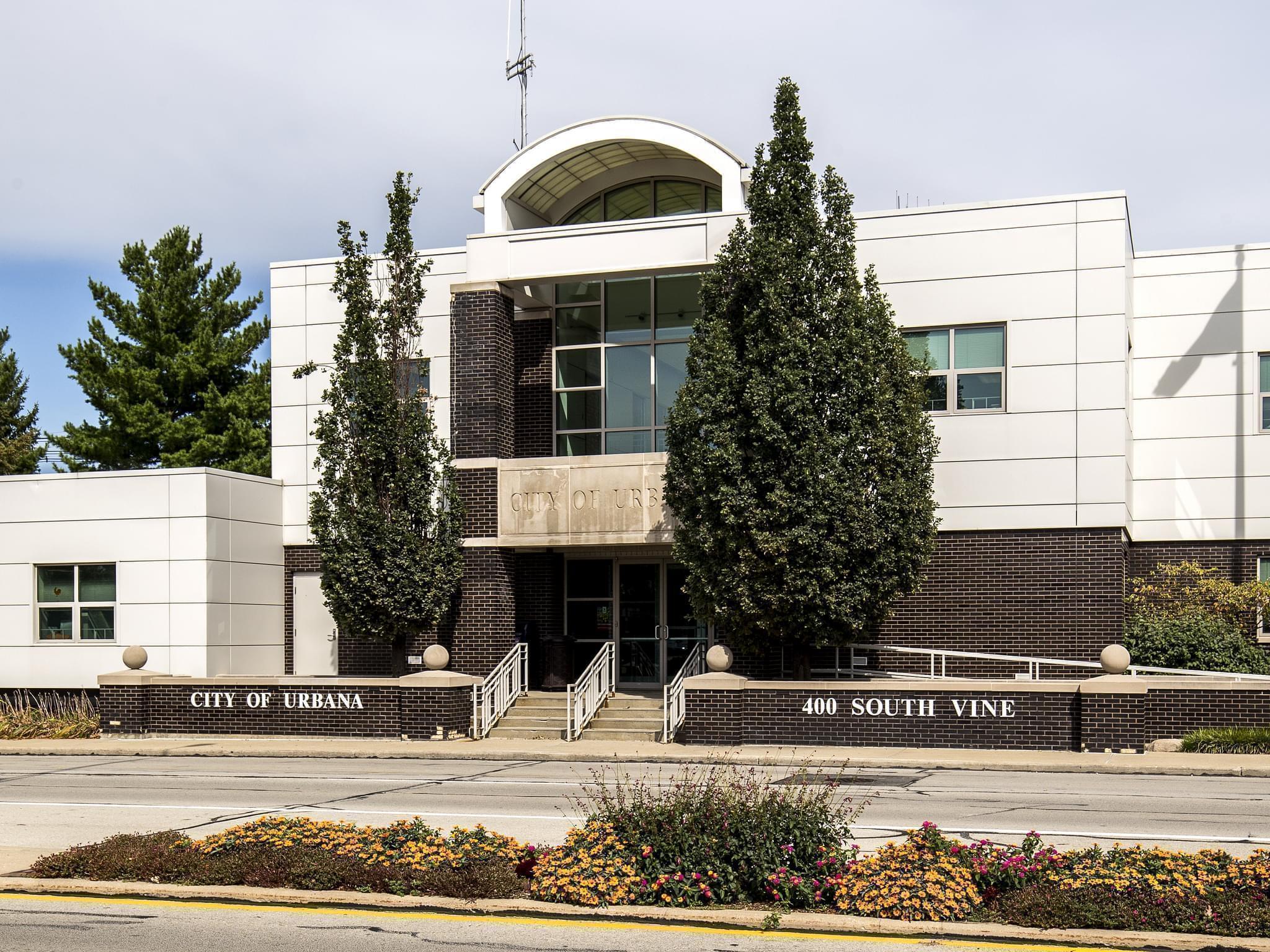Urbana City Building