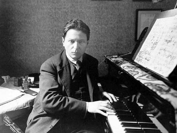 George Enescu in 1930