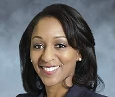 Illinois Department of Veterans Affairs Director Erica Jeffries.