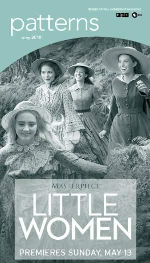 Little Women premieres on Masterpiece