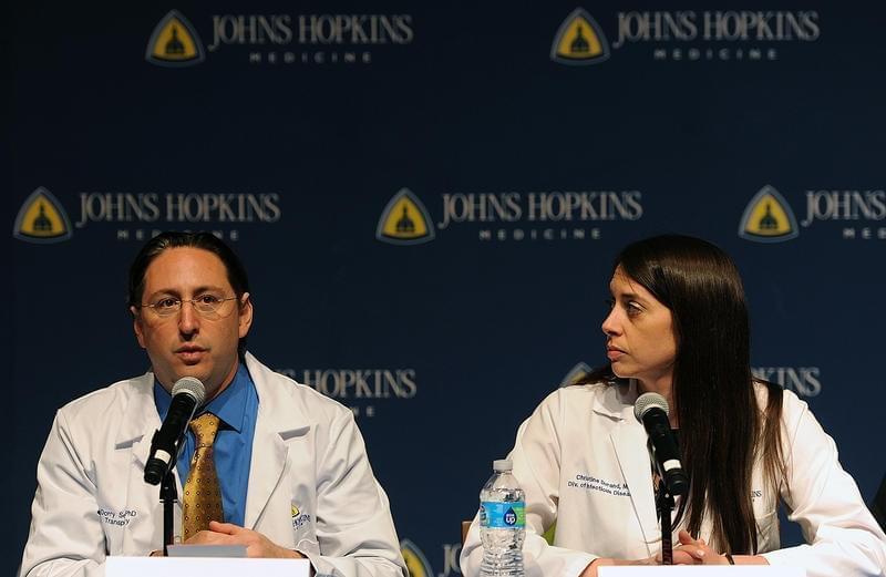 Johns Hopkins University researchers