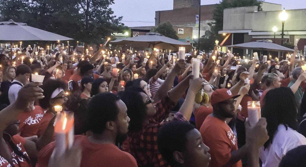 Anti-Violence Rally in Danville, Illinois