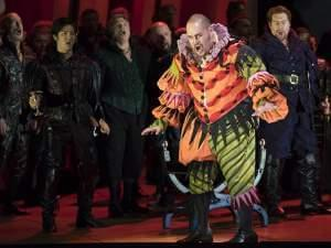 The Lyric Opera of Chicago performs Rigoletto.