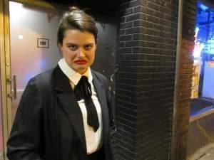 "Madeleine Wolske aka ""Dewy Decimator"""