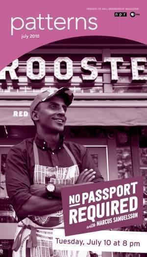 Chef Marcus Samuelsson presents No Passport Required