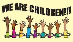Logo for Rockford Children's March