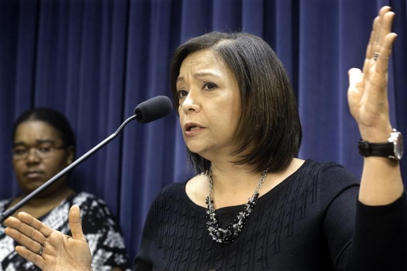 Sen. Iris Martinez