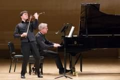 Joshua Bell and Jeremy Denk