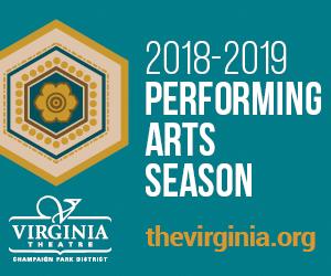 Virginia Theatre Performing Arts Season 2018-2019 logo