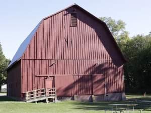 The Allerton Barn