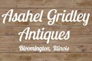 Asahel Gridley Antiques logo