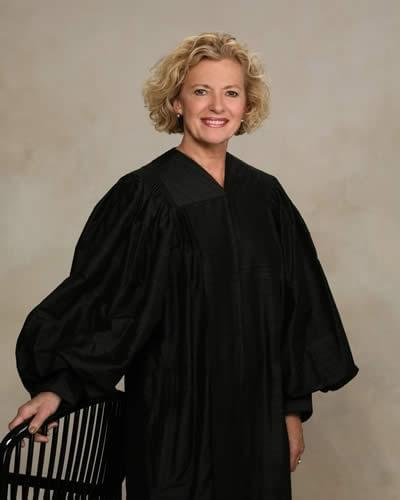 Illinois Supreme Court Justice Anne Burke.