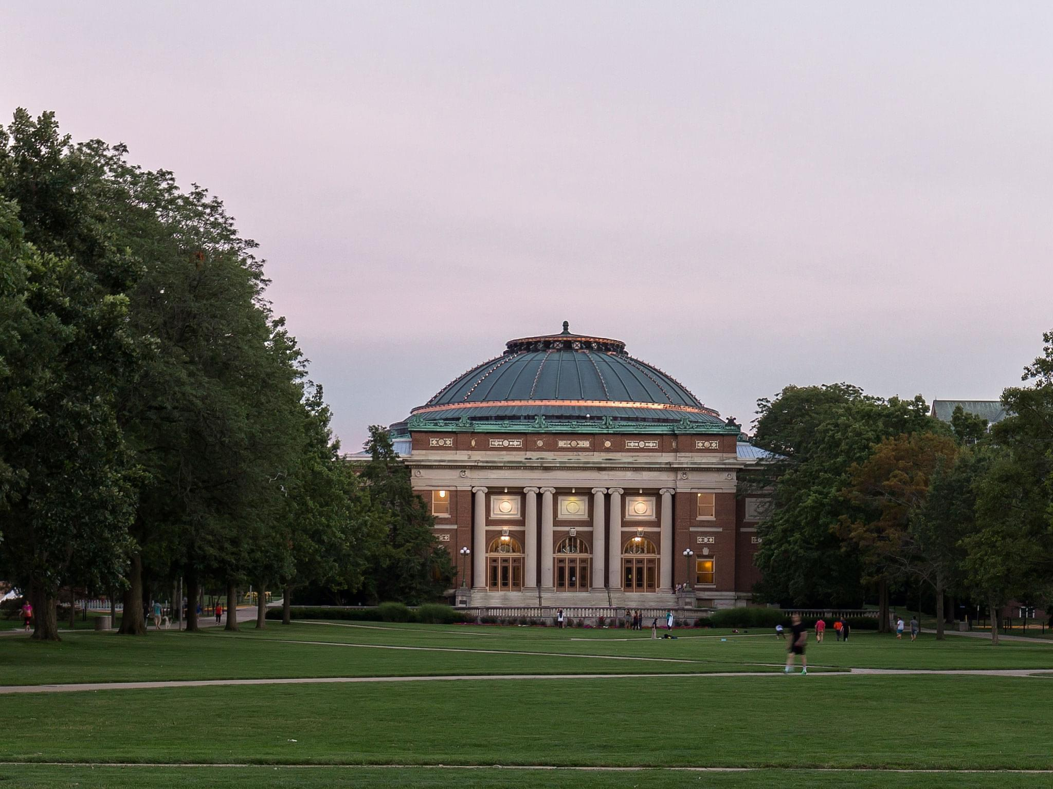 University of Illinois at Urbana Champaign Main Quad